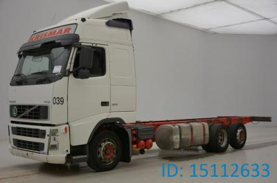 Volvo FH12.380 - 6x2 Globetrotter