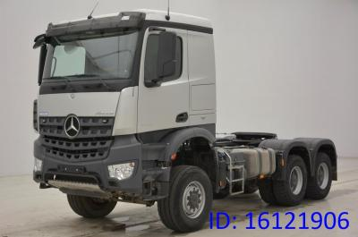 Mercedes-Benz Arocs 3345AS - 6x6