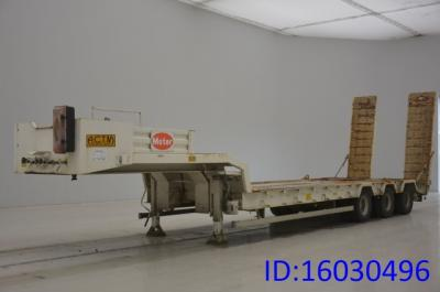 ACTM LOW BED TRAILER