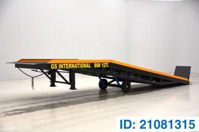 GS Meppel Mobiele laadbrug/laadramp - mobile loading ramp