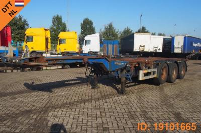 Pacton Polyvalent skelet 20-30-40-45 ft