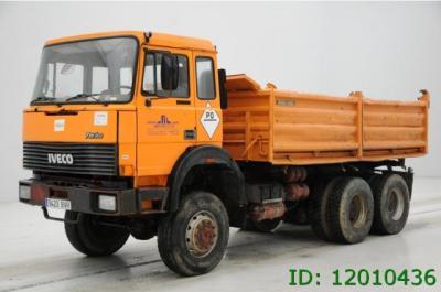 Iveco 260E34 - 6X6