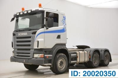 Scania R480 - 6x4