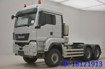 MAN TGA 26.480 - 6X6