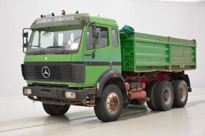 Mercedes-Benz SK 2435K - 6x4