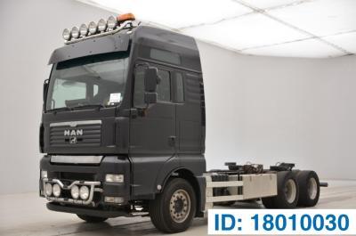 MAN TGA28.530 - 6X2