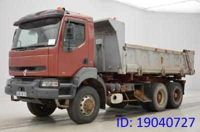 Renault Kerax 385 - 6x6