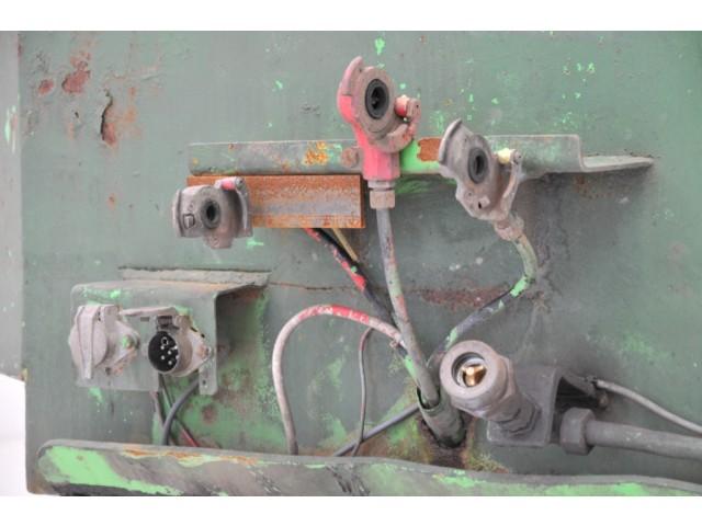 Robuste Kaiser Spring suspension