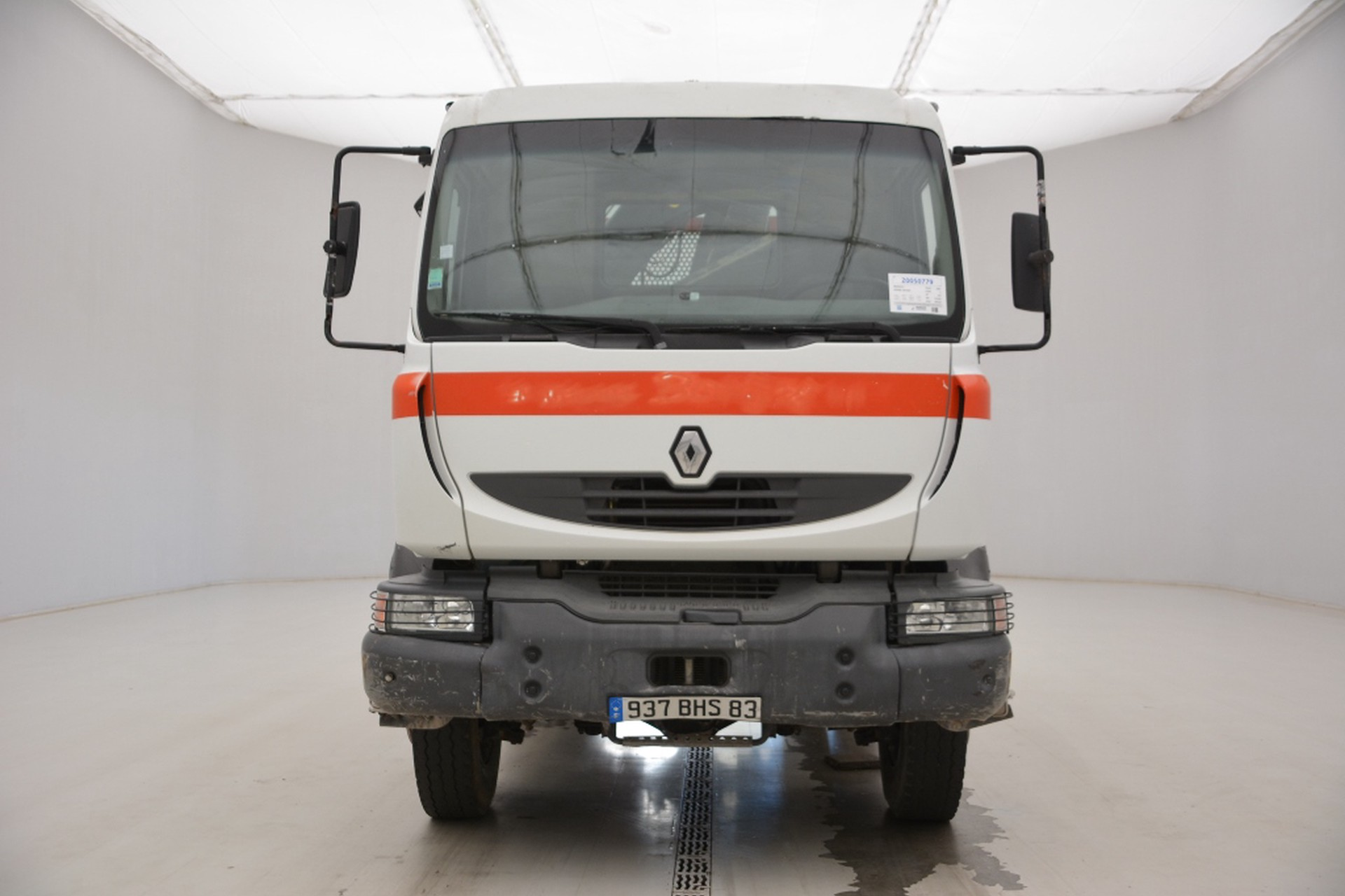 Renault Kerax 220 DXi - 4x4