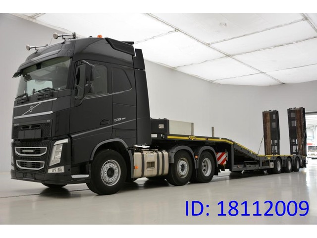"Volvo FH13.500 - 6x2 ""IN COMBI"""