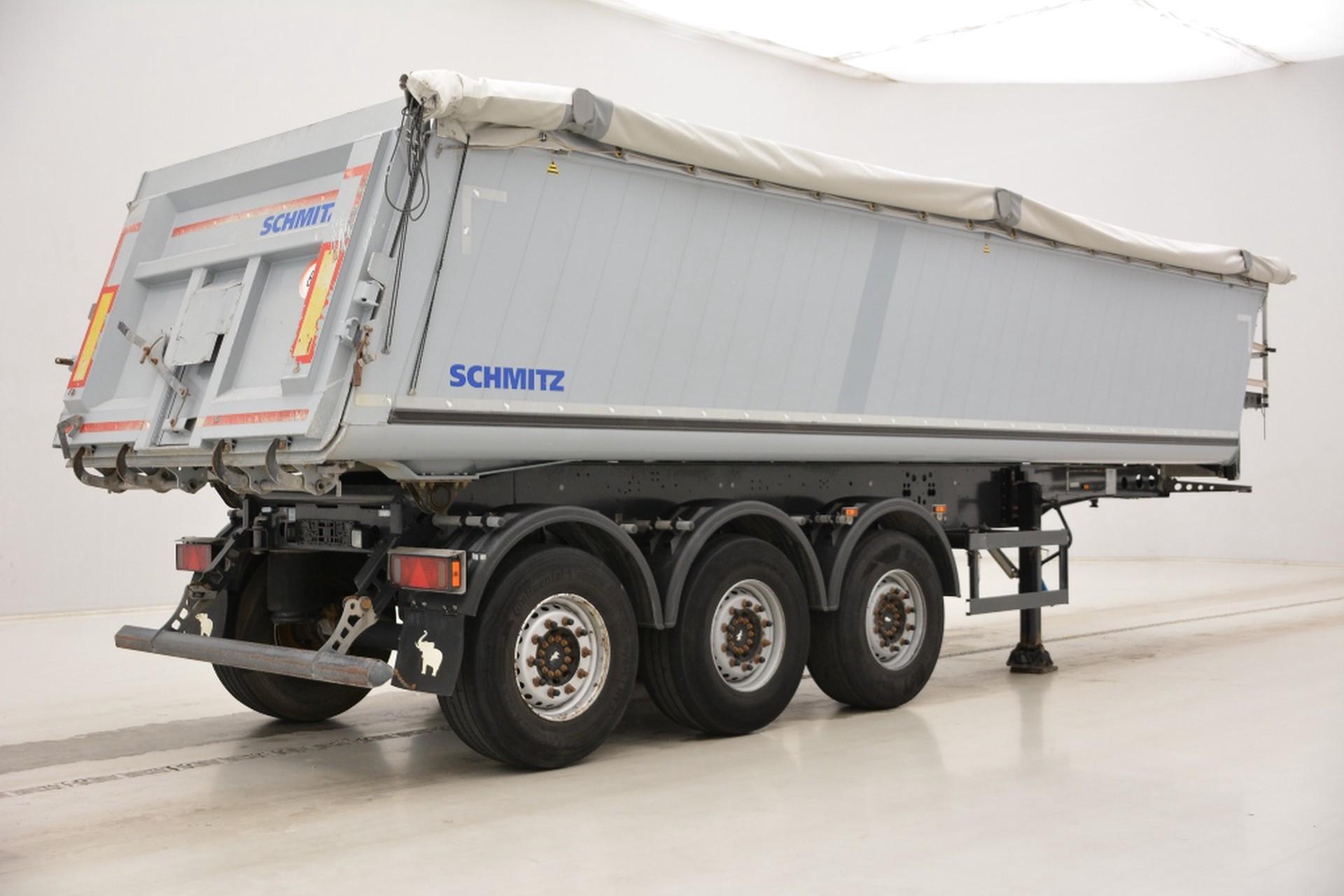 Schmitz Cargobull 32 cub in alu