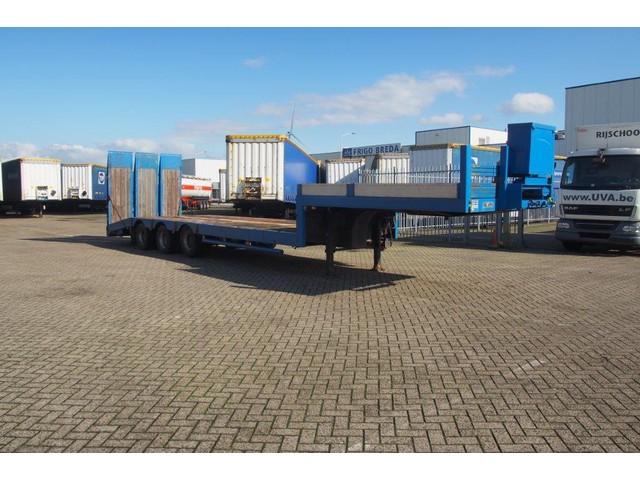 Nooteboom Low bed trailer