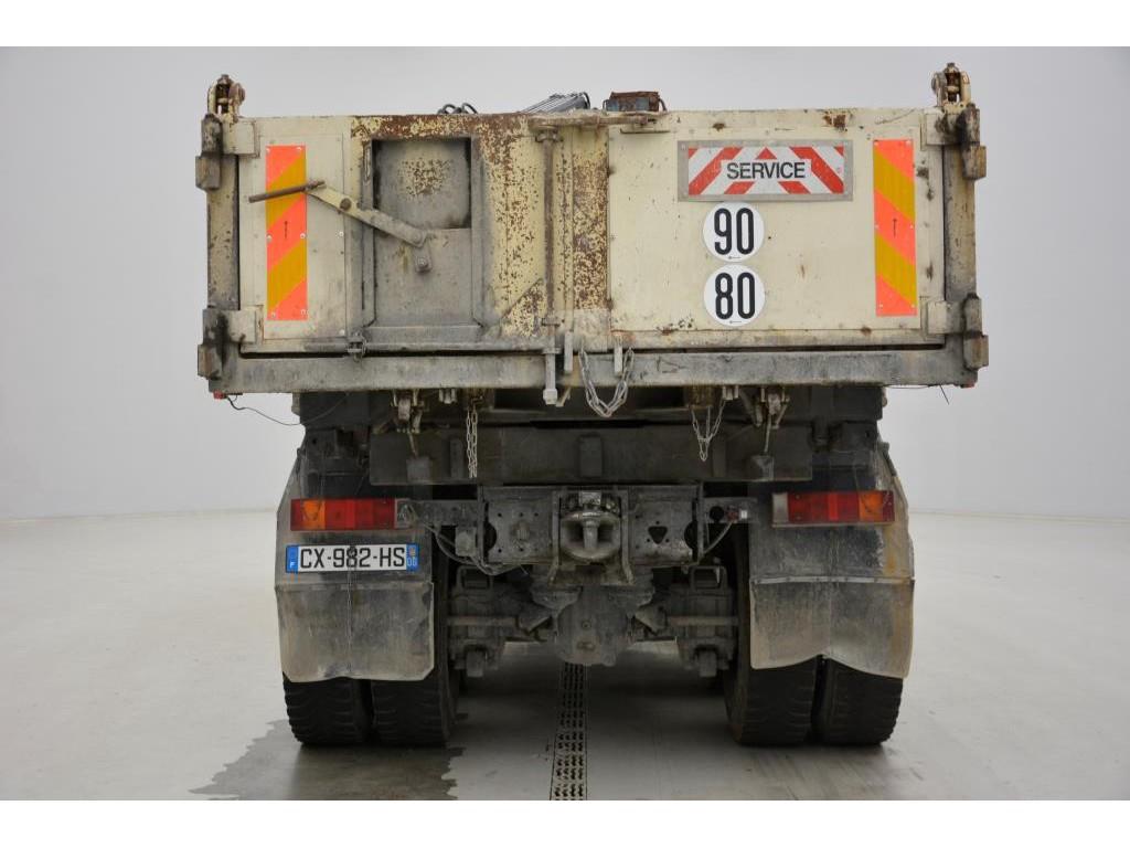 Renault Kerax 400 - 6x4