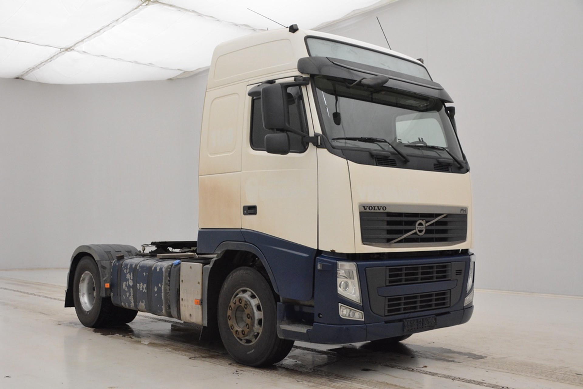 Volvo FH13.420 Globetrotter - ADR