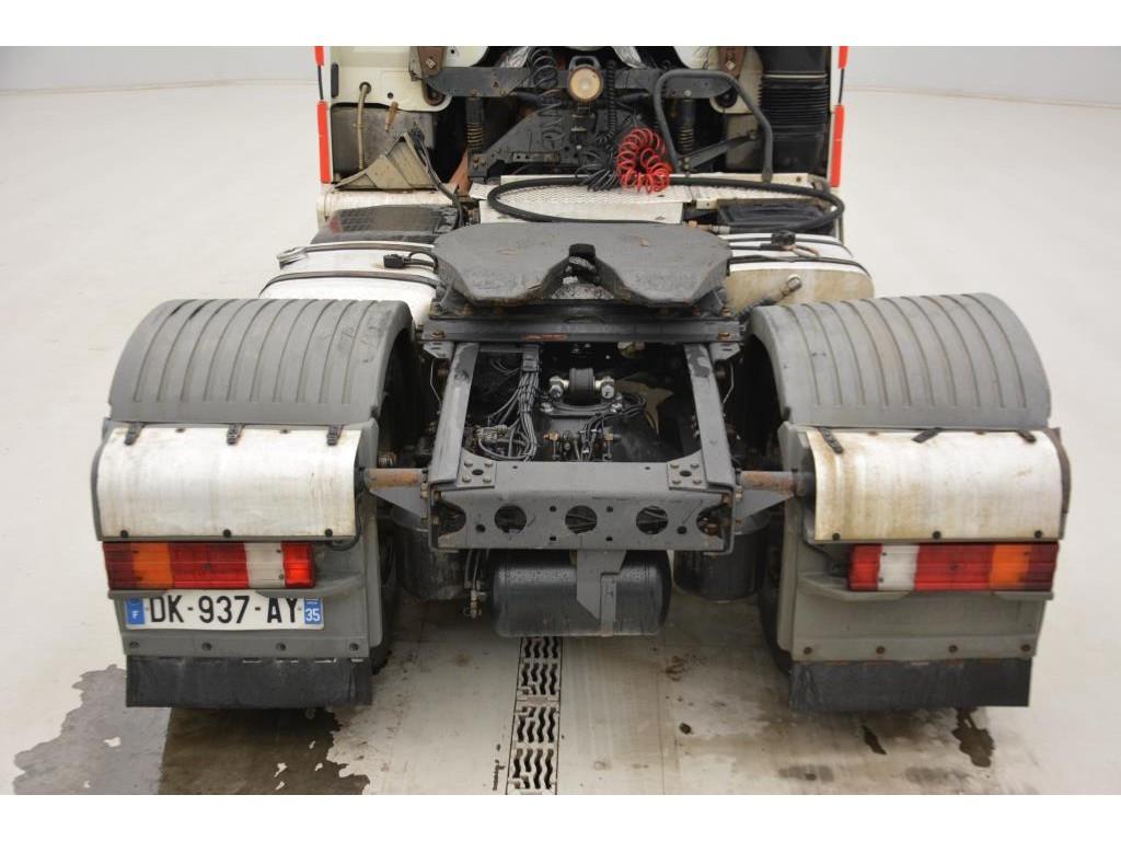 Mercedes-Benz Actros 1835LS