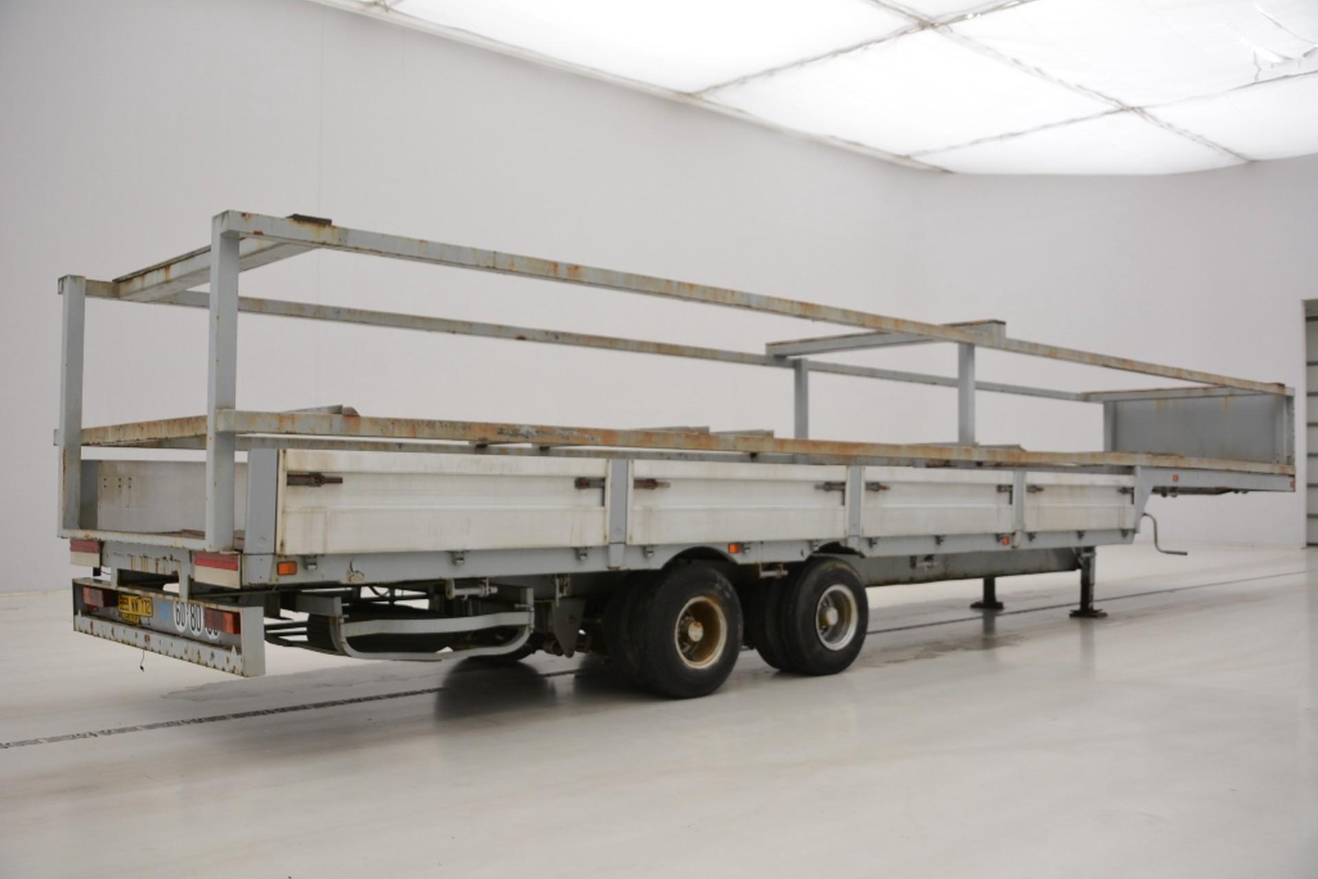 Titan Low bed trailer