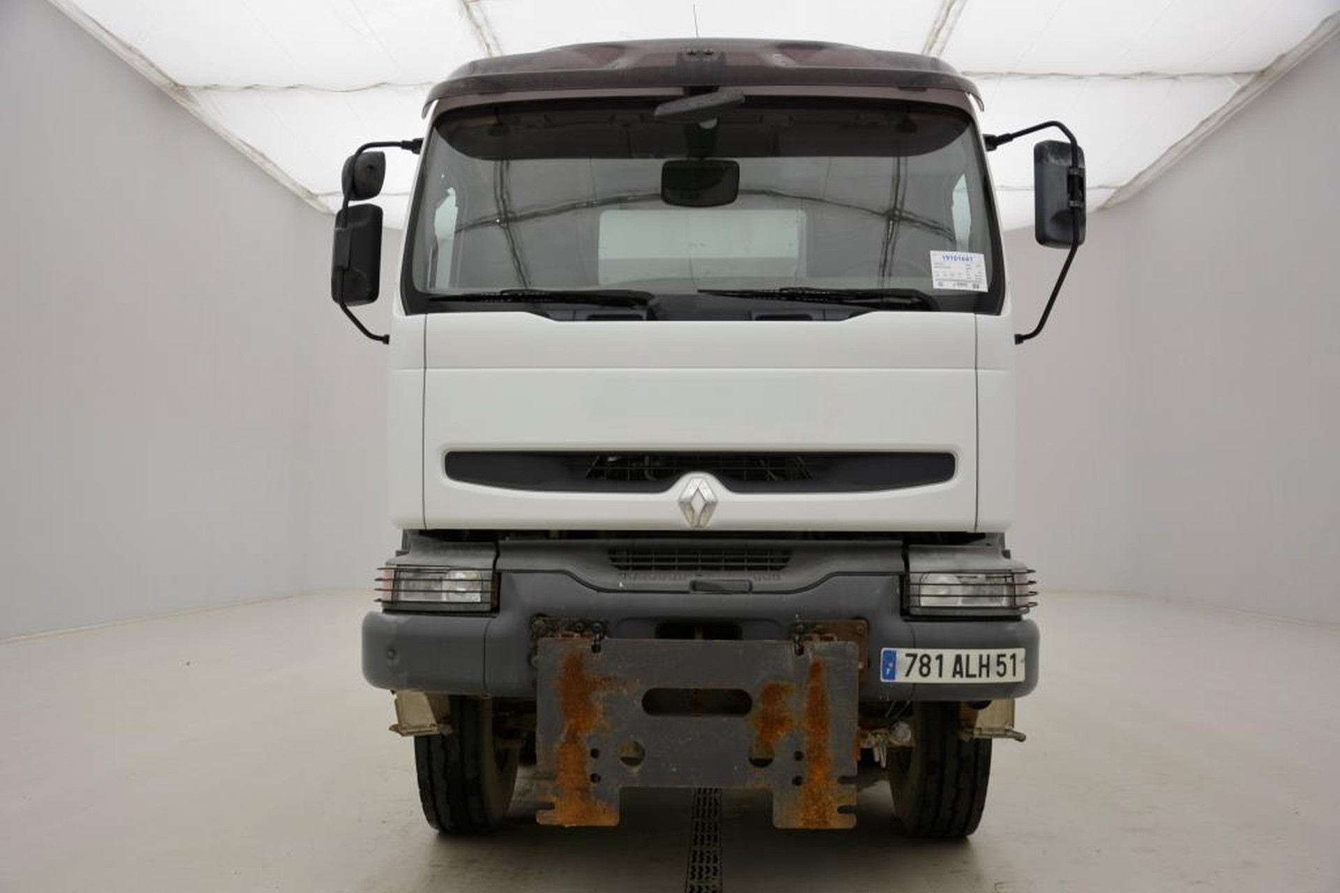 Renault Kerax 420 DCi - 8x4