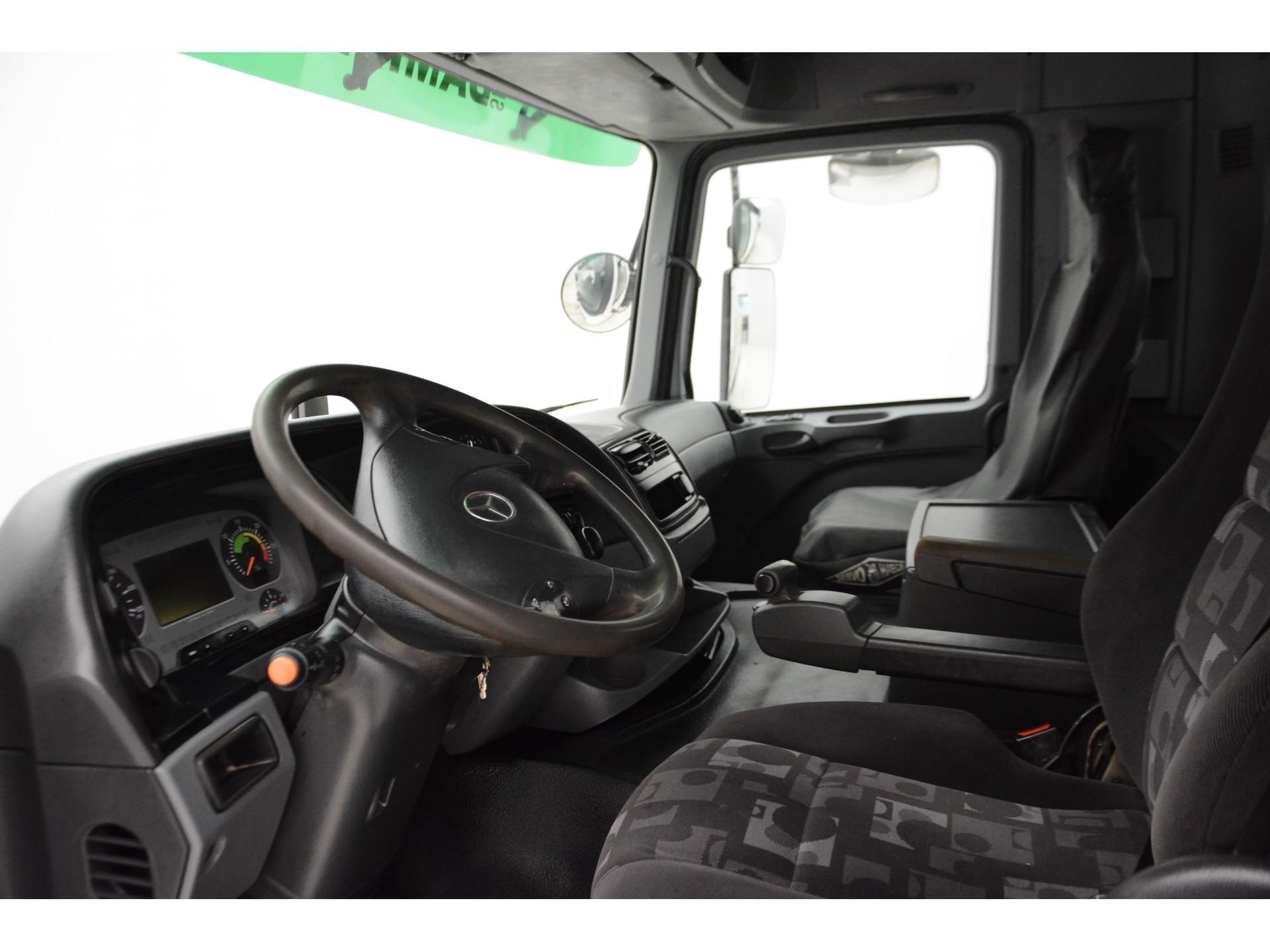 Mercedes-Benz Actros 4144K - 8x4