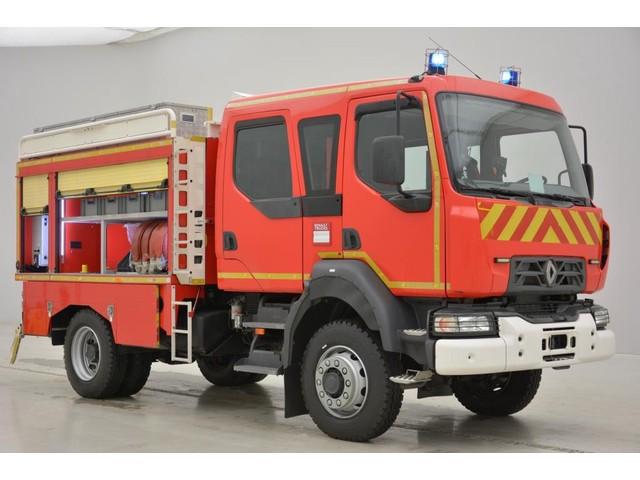 Renault Midlum D14 - 4x4 - New!