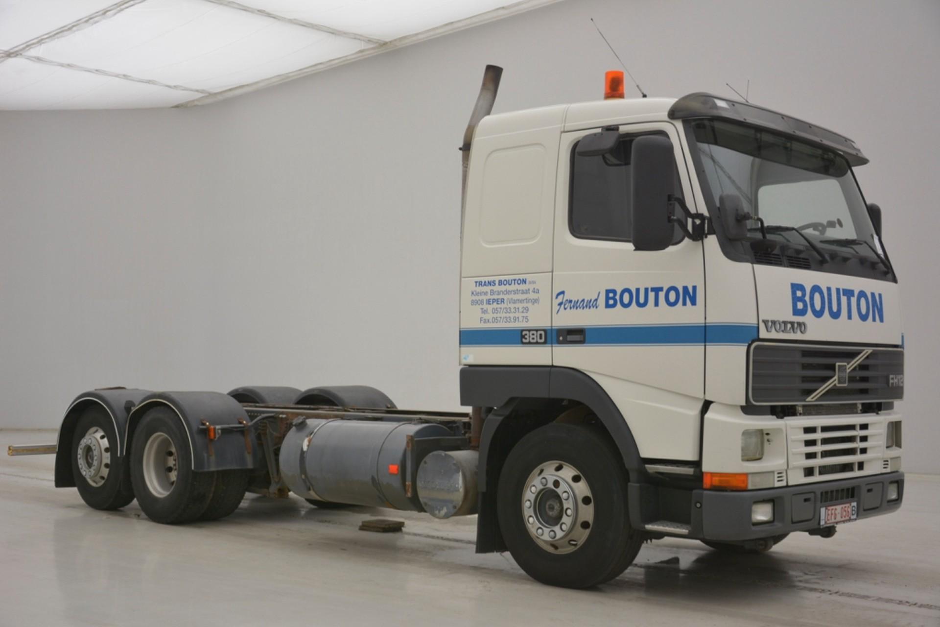 Volvo FH12.380 - 6X2