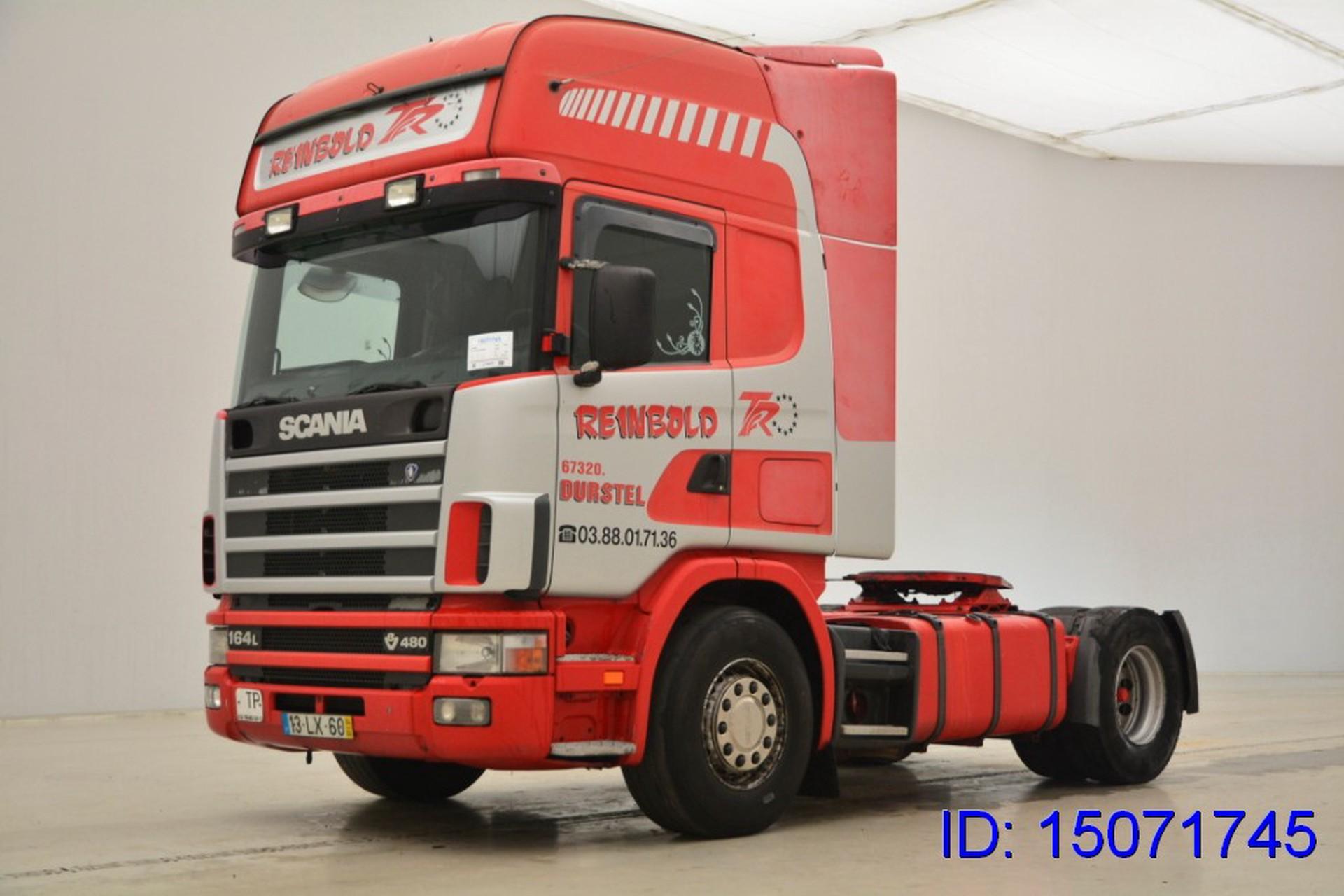 Scania 164 480 Topline
