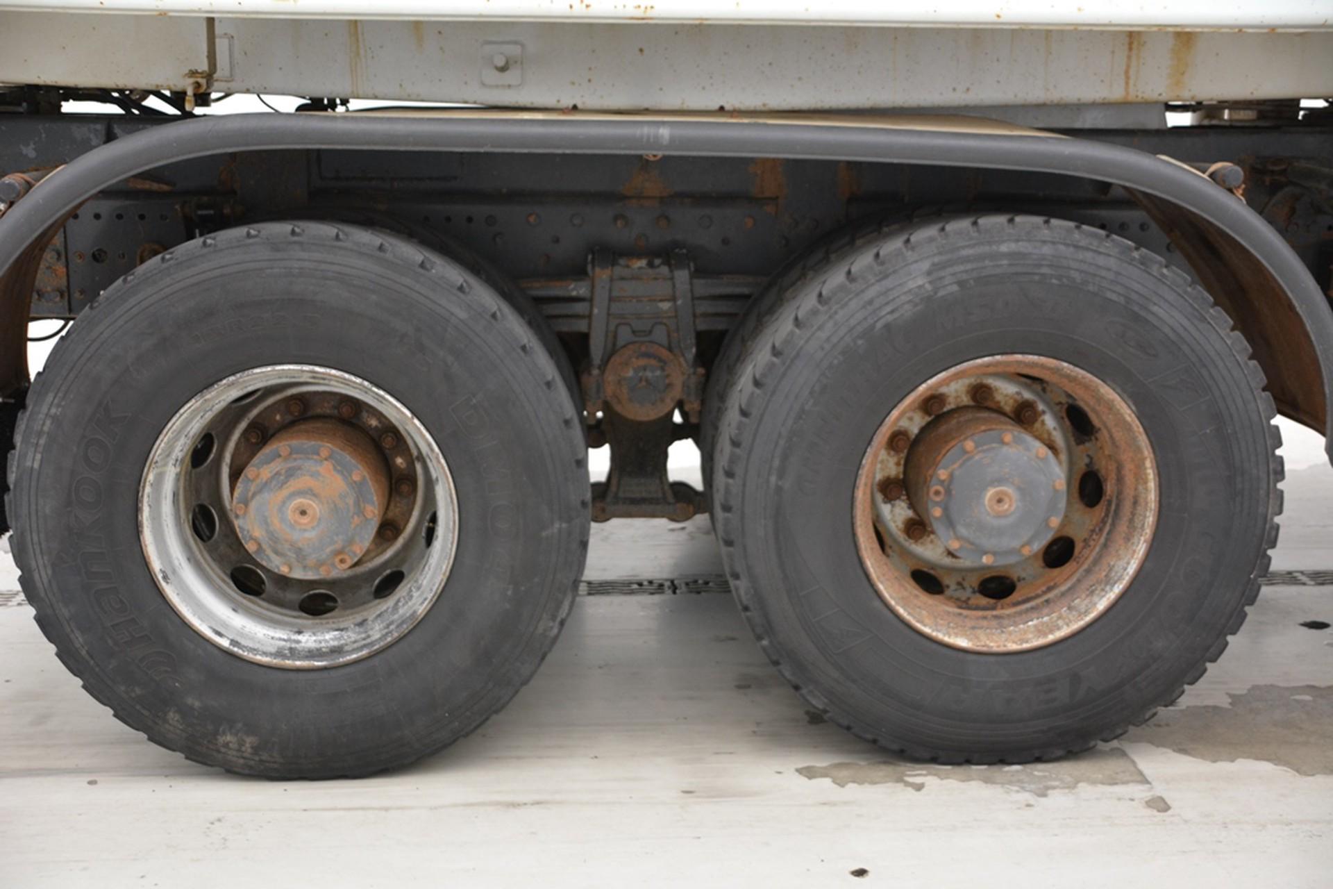 Mercedes-Benz Actros 2631 - 6x4