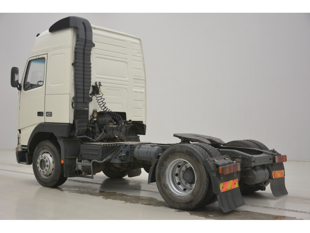 Volvo FH12.420 Globetrotter