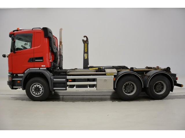 Scania G450 - 6x4