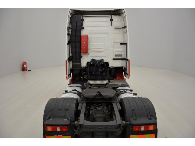 Volvo FH13.500 Globetrotter - RETARDER