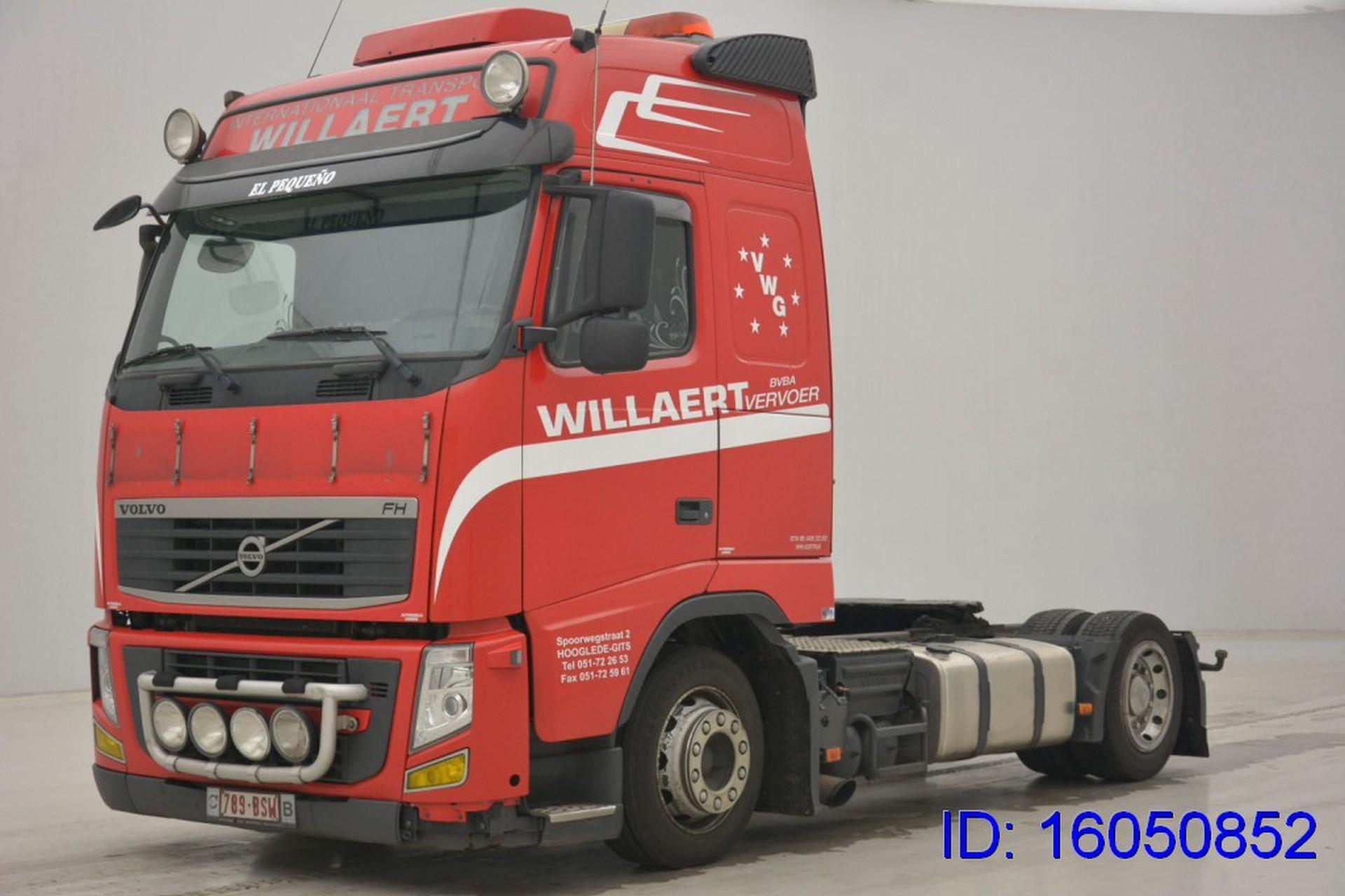 Volvo FH13.430 Globetrotter - Mega
