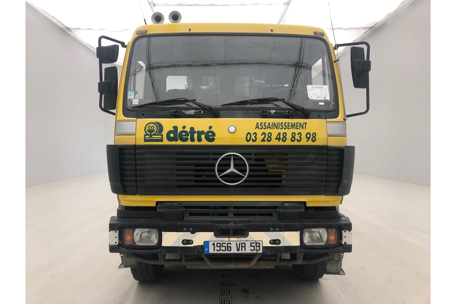 Mercedes-Benz SK 3538 - 8x4