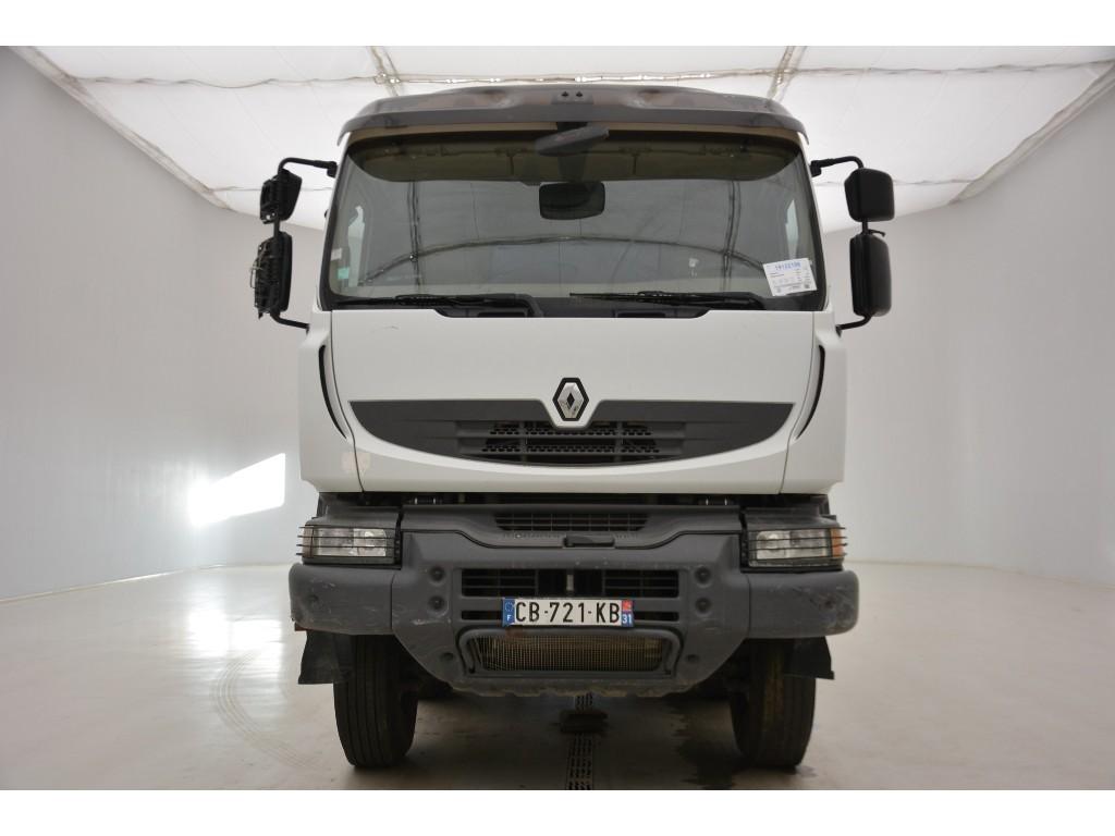 Renault Kerax 450 DXi - 8x4