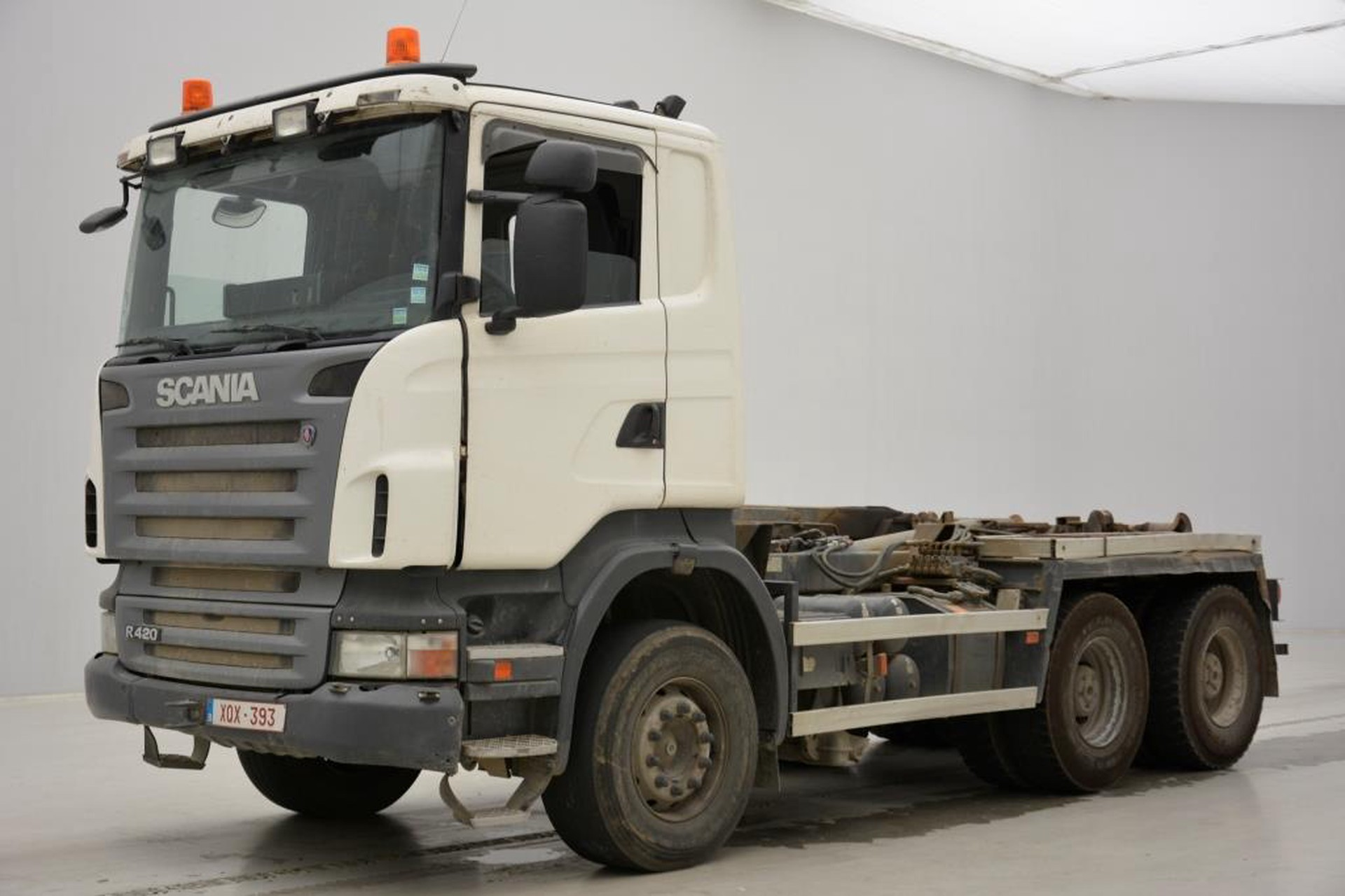 Scania R420 - 6x4