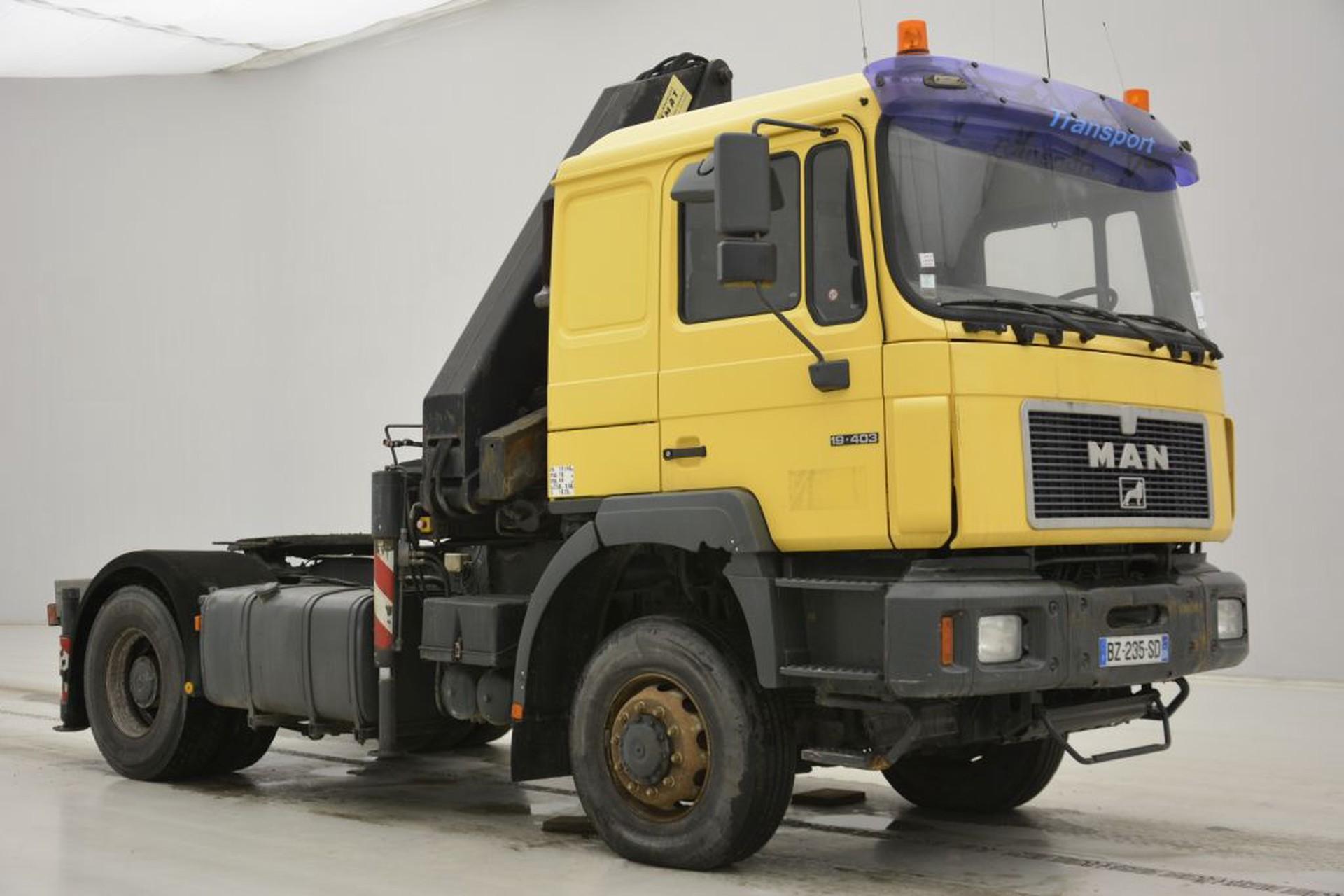 MAN F2000 19.403 - 4x4