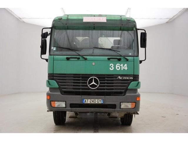 Mercedes-Benz ACTROS 2635K - 6x4