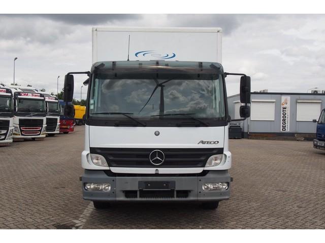 Mercedes-Benz Atego 1218