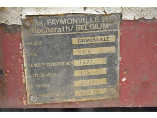 Faymonville AANHANGER