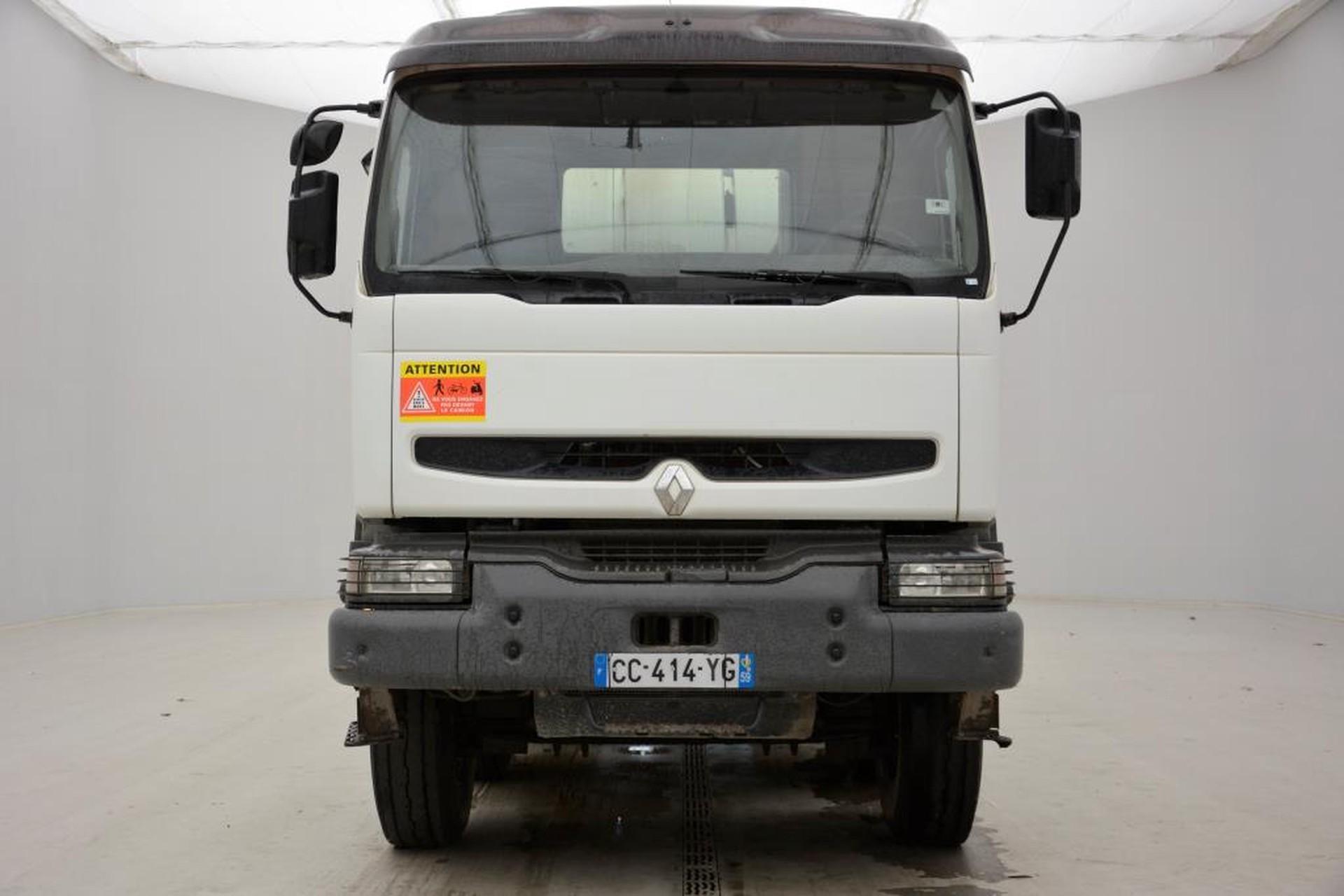 Renault Kerax 370 DCi - 8x4