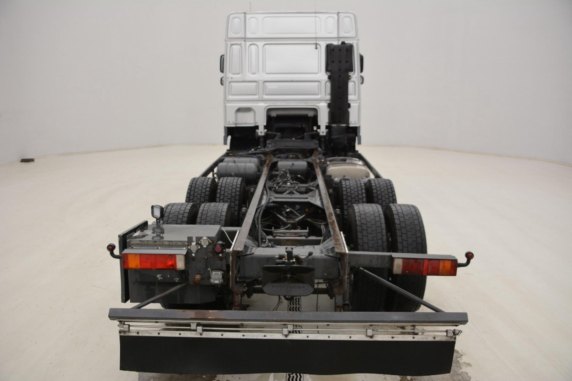 DAF XF105.410 Space Cab