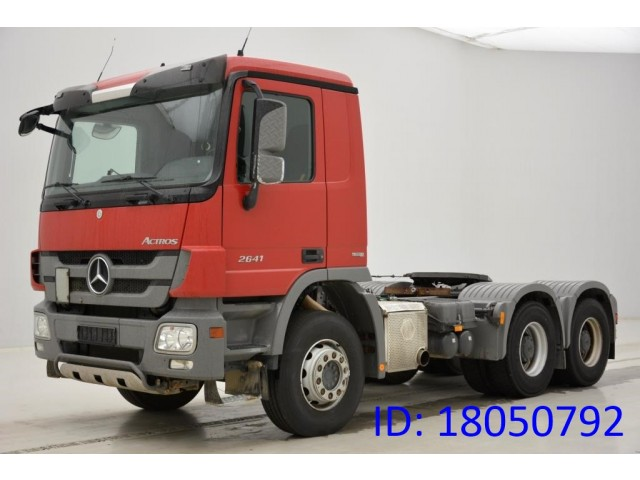 Mercedes-Benz Actros 2641S - 6x4