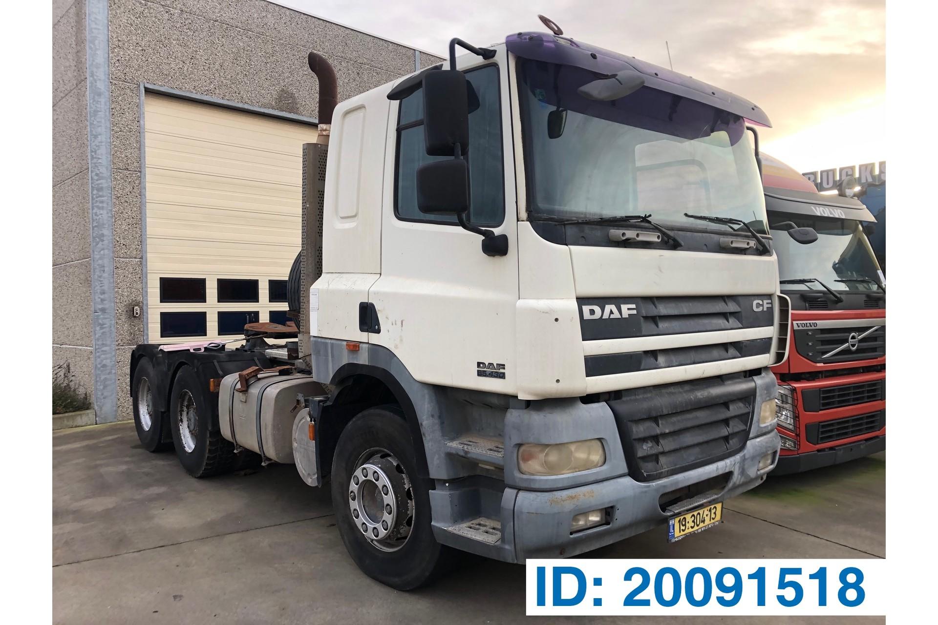 DAF CF85.430 - 6x4