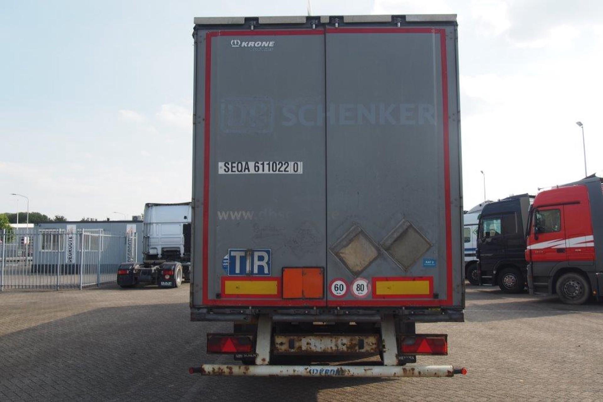 Krone Profi Liner (TIR)