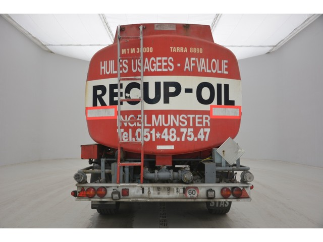 Atcomex Tank 33000 liter