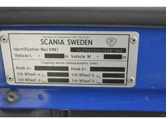Scania 164 580 Topline