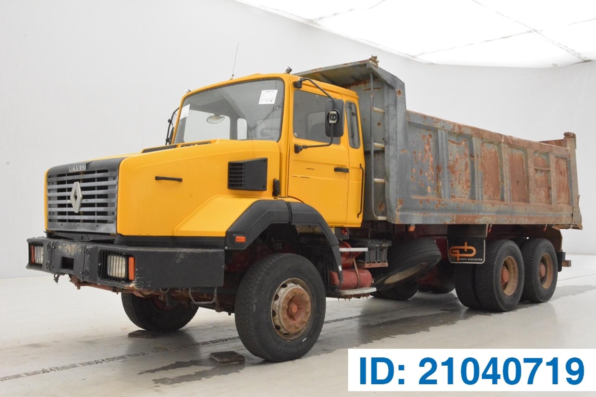 Renault CBH 320 - 6x4