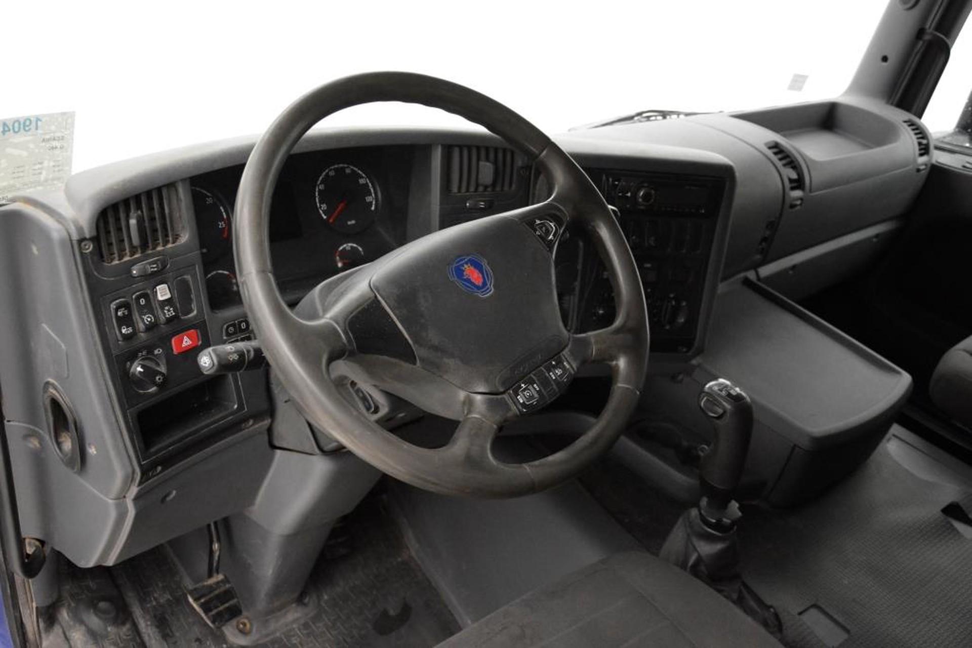 Scania G440 Highline
