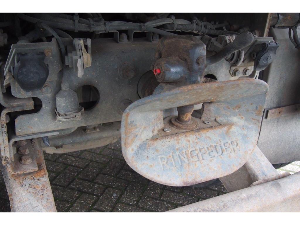 Mercedes-Benz Actros 3341AK - 6x6
