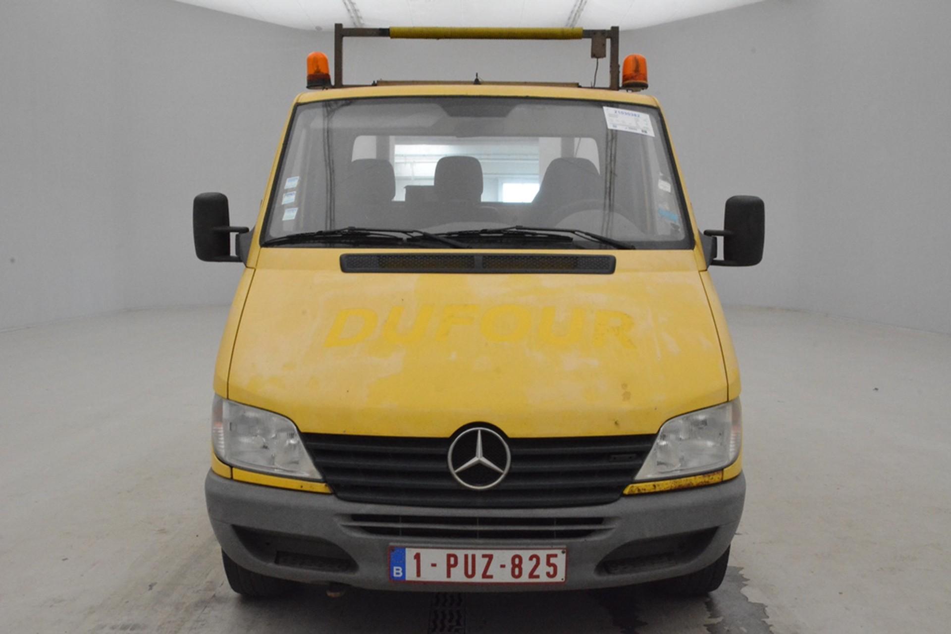 Mercedes-Benz 313 CDi