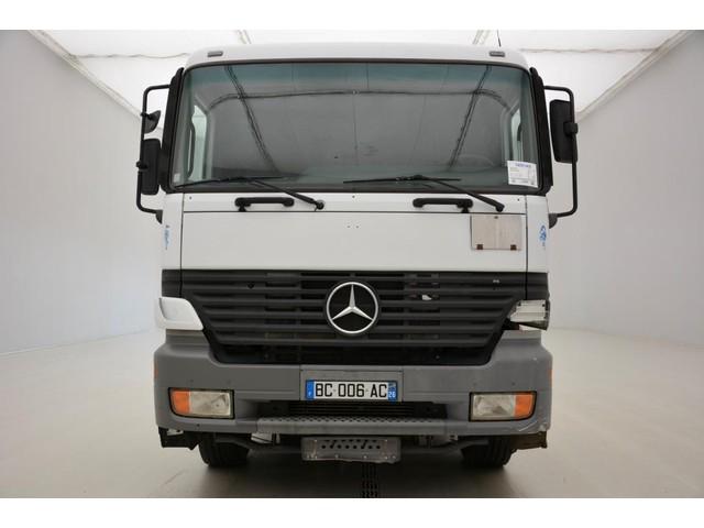Mercedes-Benz Actros 2640N - 6x4