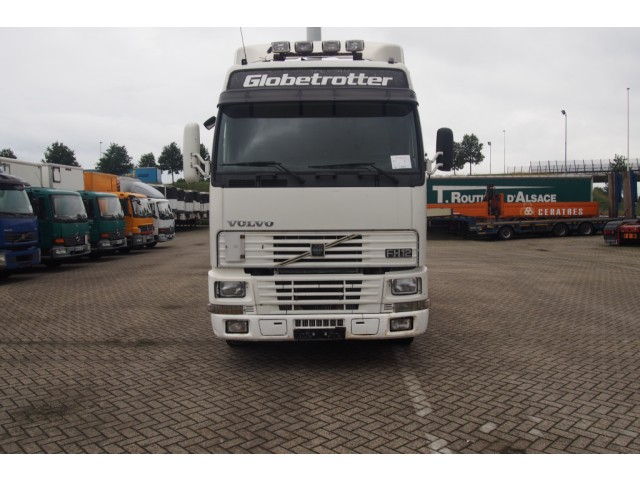 Volvo FH12.460 Globetrotter